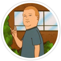 Rock On, Bobby Hill by Alexandra Buchholz