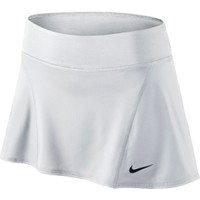 Nike Women's Flouncy Knit Tennis Skirt - Dick's Sporting Goods