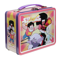 Steven Universe Embossed Metal Lunchbox