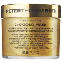Peter Thomas Roth 24K Gold Mask Pure Luxury Lift & Firm Mask (5 oz)