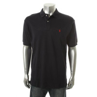 Polo Ralph Lauren Mens Cotton Logo Polo Shirt
