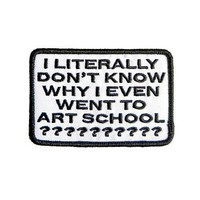 Art School Patch