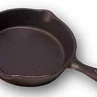 Old Mountain Cast Iron Spoon Rest Skillet