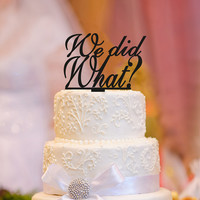 Wedding Cake Toppers and More