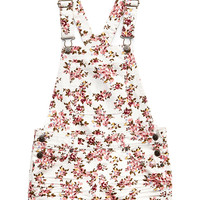 Floral Fun Overalls (Kids)