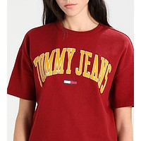 Tommy Jeans Print Logo Loose TEE T-shirt