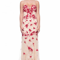 KC131584 Lace Prom Pageant Dress by Kari Chang Couture