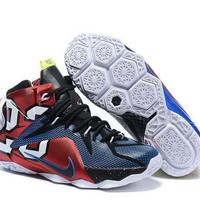 nike sneakers vintage Lebron 12 XII What the SE LeBron SE Multi Color 812511 909 Brand sneaker