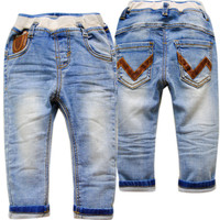 4040 jeans baby  casual  pants baby boys jeans spring autumn soft  denim  kids jeans baby  children fashion nice