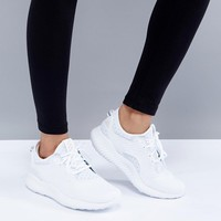 adidas Running Alphabounce Lux Sneakers In Gray at asos.com
