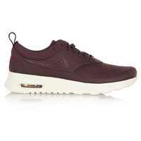 Nike - Air Max Thea Premium leather sneakers
