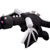 """""""Hot-selling"""" Minecraft Enderdragon With Official Tag Plush Stuffed Toys Dolls 1PCS 24 Inches """"Best Collection & Gift"""""""