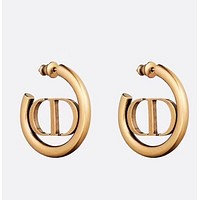 Dior CD Earrings