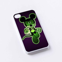 mickey mouse green lantern iPhone 4/4S, 5/5S, 5C,6,6plus,and Samsung s3,s4,s5,s6