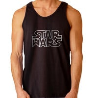 Star Wars Logo For Mens Tank Top *