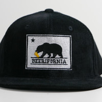 "CRAFT BEER HAT - ""BEERIFORNIA"" 