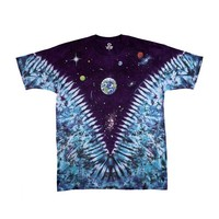 Space to Space Tie-Dye T Shirt on Sale for $23.99 at HippieShop.com