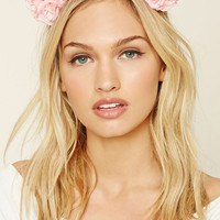 Rose Embellished Headband