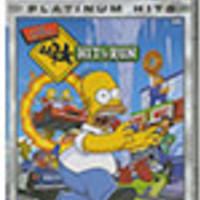 The Simpsons: Hit and Run for the Xbox