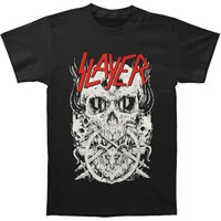 Slayer Men's  Skulltagram T-shirt Black