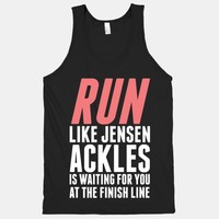 Run Like Jensen Ackles is Waiting | HUMAN