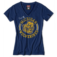 Fear The Wolverines Women's T-Shirt