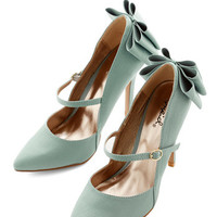 ModCloth Darling Zeal of Approval Heel