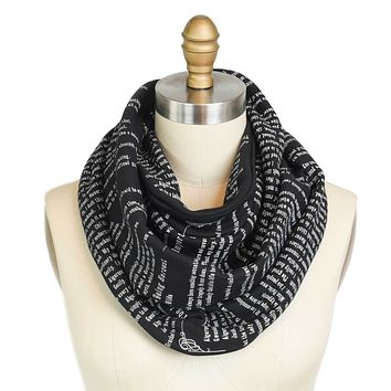 The Importance of Being Earnest Scarf