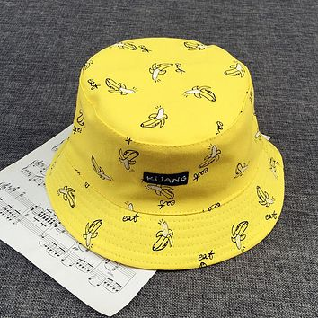 Unisex Cute Bucket Hat