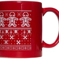 SOURPUSS GINGERDEAD XMAS COFFEE MUG
