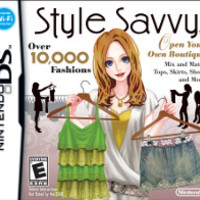 Style Savvy for Nintendo DS | GameStop