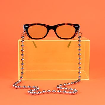 Ball & Sunglasses Chain