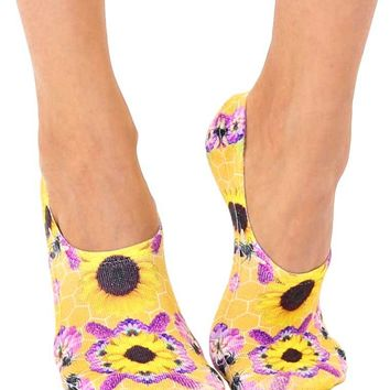 Bee Liner Socks
