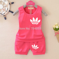 Spring Newborn Baby Boys and Girls Hello Kitty Clothing Sets Long Sleeve Outwear Jackets T-shirts + Pants 2pcs Suits
