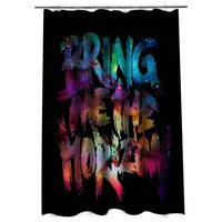 Bring me to horizon Shower curtain - Justvero