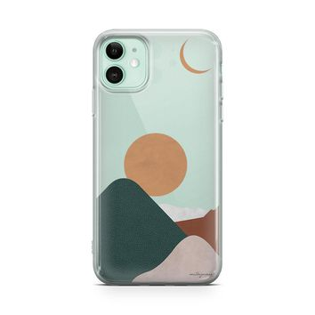 The Hills - iPhone Clear Case