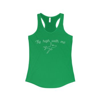 Fly High With Me Tank