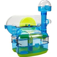 JW Pet Petville Habitats Roll-A-Coaster Small Animal Cage