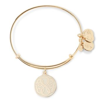 Ivory Path Of Life® Charm Bangle