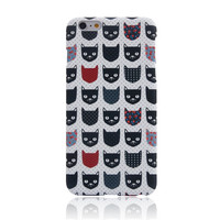 I am a Cat 2 Creative Handmade iPhone Cases for 5S 6 6S Plus