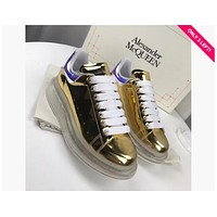 Alexander Mcqueen Oversized Sneakers With Air Cushion Sole Reference #012