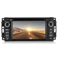 """Ouku® 6.2"""" 1 Din Car DVD Player for 2007-2010 JEEP/COMMANDER/WRANGLER With Bluetooth,GPS,iPod,Canbus"""