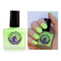 Lime Crime Highly Pigmented and Crème Formulated Nail Polish - Pastelchio