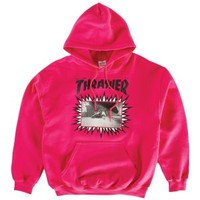 Thrasher Jay Adams Explosive Pullover Sweatshirt - Men's at CCS