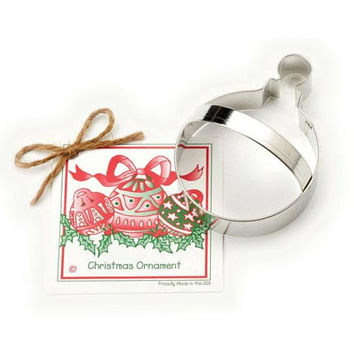 Cookie Cutter - Christmas Ornament