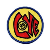 Love Game Smiley Patch
