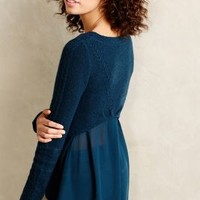 Senni Pullover by Knitted & Knotted