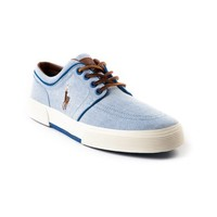Mens Faxon Low Casual Shoe by Polo Ralph Lauren, Blue, at Journeys Shoes