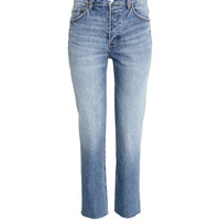 H&M Girlfriend Regular Jeans $39.99