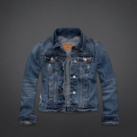 River Jetties Denim Jacket